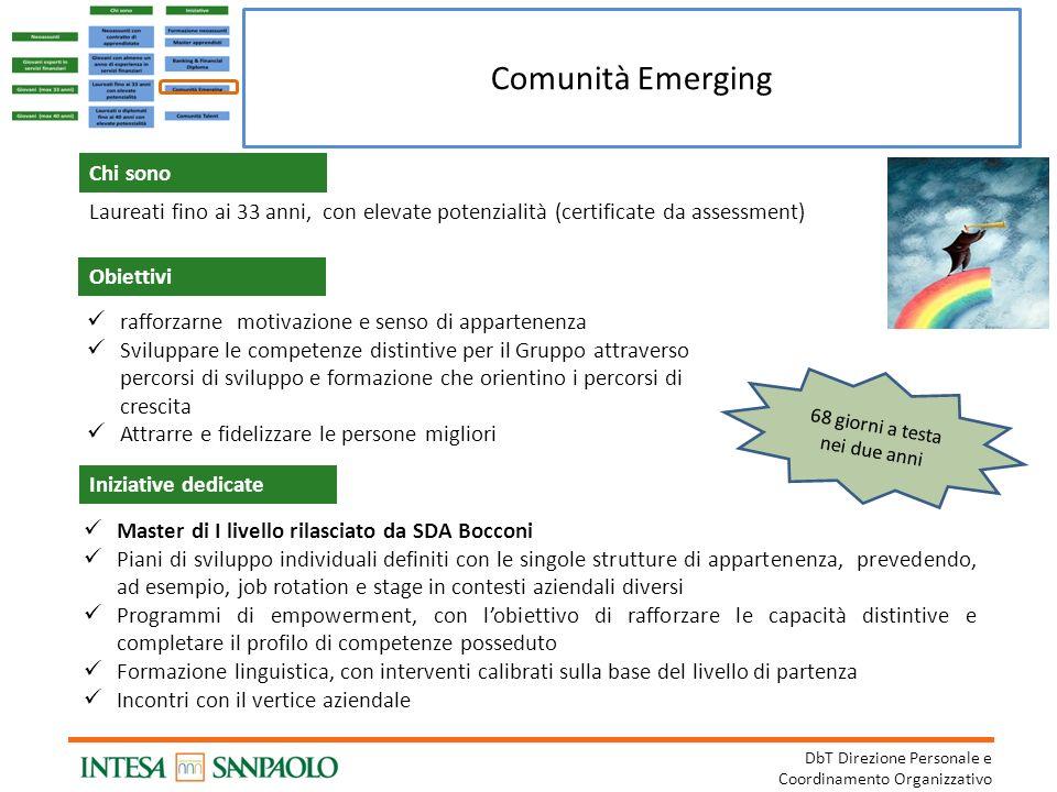 Quadri direttivi fino ai 40 anni, diplomati o laureati, con elevate potenzialità e almeno 2 anni di esperienza in azienda in Italia o nelle banche estere del Gruppo.