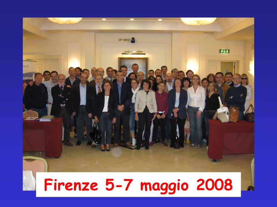 Firenze 5-7 maggio 2008