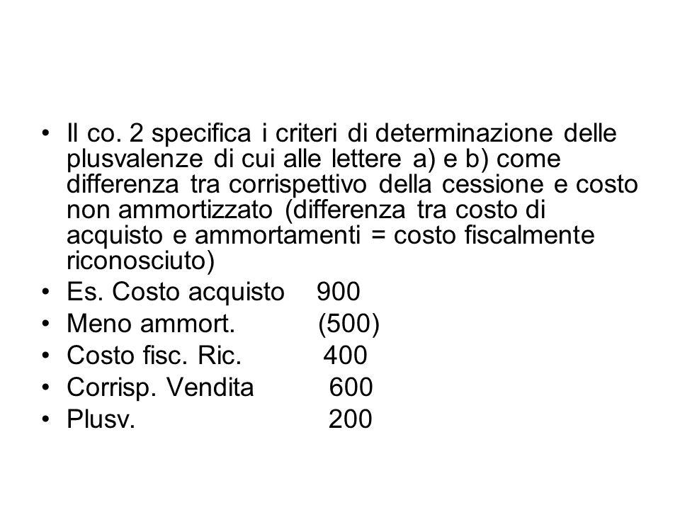Permuta (art.86, co.