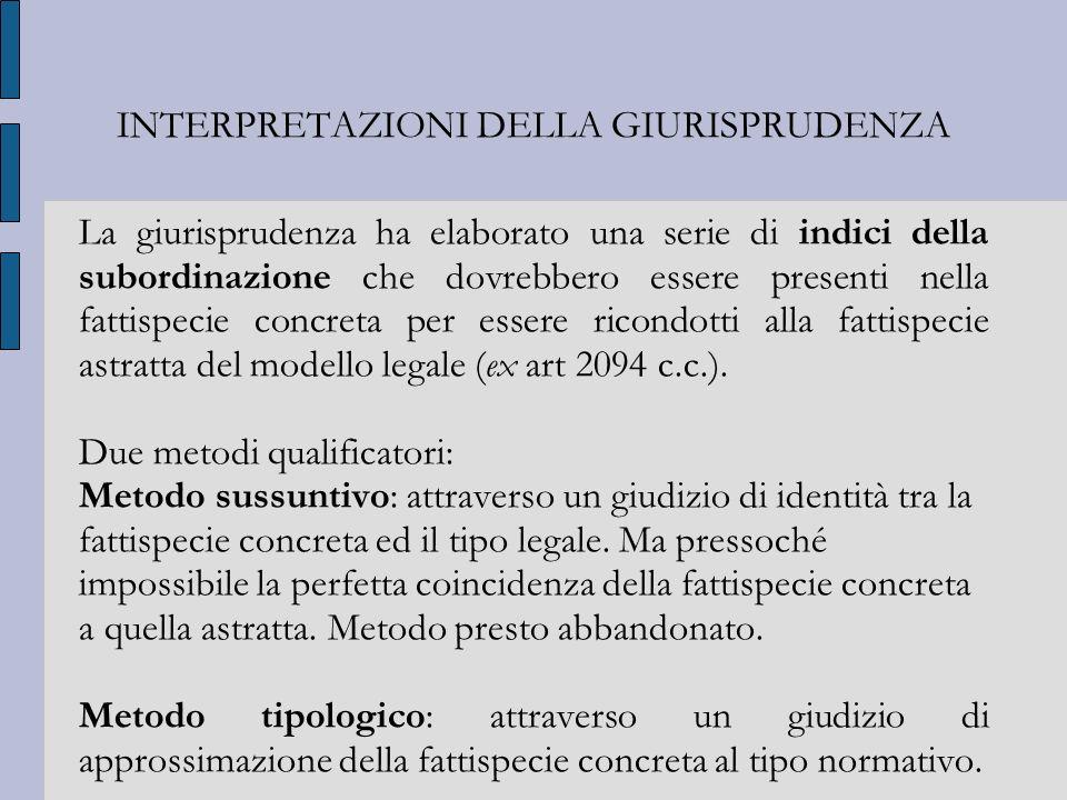 DEFINIZIONE DI LAVORO A PROGETTO Definizione Art.61, n.1, D.