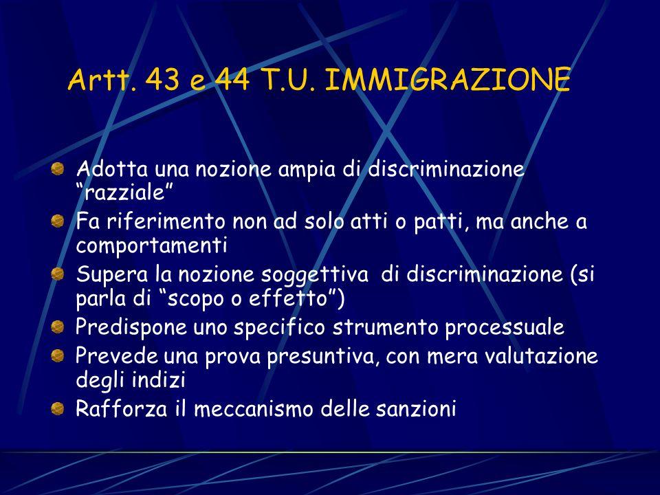 SEGUE: L. n. 125/91 Le novità: Passa dalla affermazione formale delleguaglianza alla promozione di eguali opportunità, individuandone nelle AZIONI POS