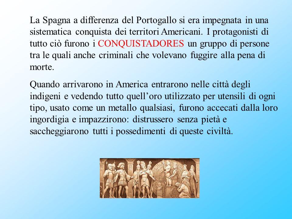 I Conquistadores, dopo aver distrutto queste antichissime civiltà dissero che le avevano colpite perché non erano che selvaggi senza anima, senza valore.