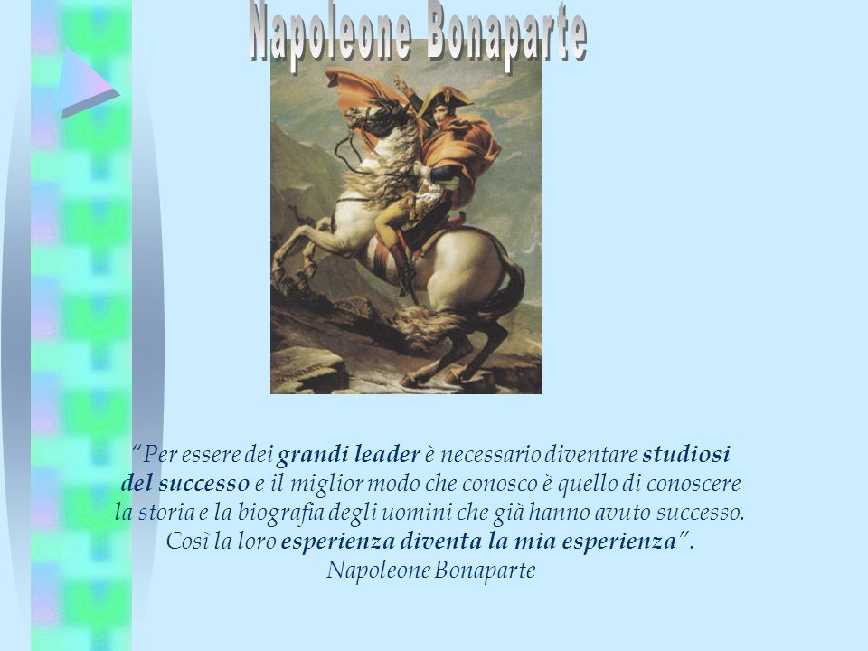 il pastrano di Napoleone Pistole di napoleone Tomba di napoleone