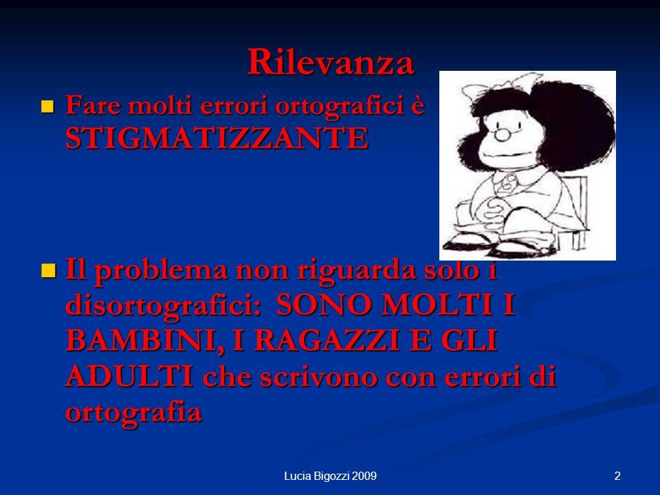Giorgio: prima 33Lucia Bigozzi 2009
