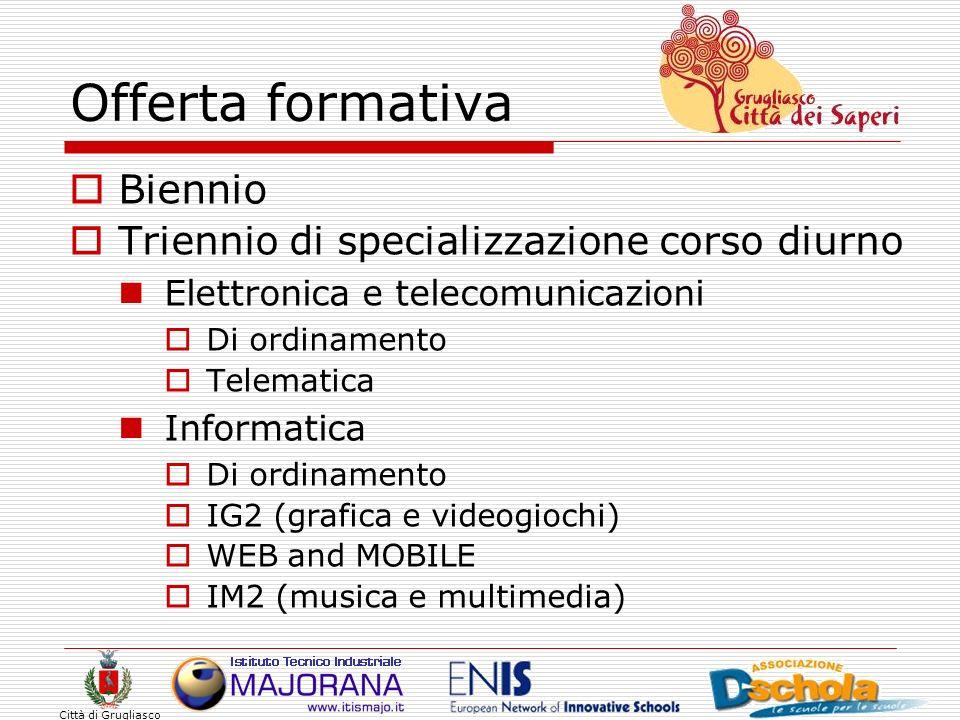 Città di Grugliasco IAB Forum 2007 Interactive Advertising Bureau Italia Le società italiane investiranno in pubblicità digitale circa 665 milioni di euro +41,5% rispetto al 2006 Internet, videogiochi e cellulari fanno da traino a questo nuovo sviluppo