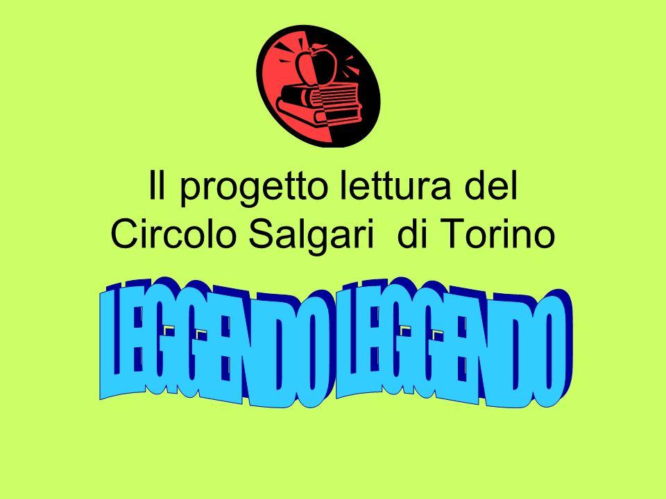 Il progetto lettura del Circolo Salgari di Torino