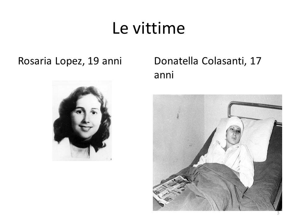 Le vittime Rosaria Lopez, 19 anniDonatella Colasanti, 17 anni 3