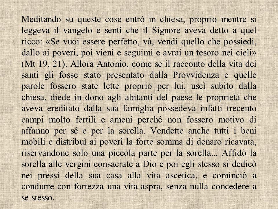 Rosa da Viterbo andava per la città di Viterbo assiduamente, con la croce in mano e lodando il nome del Signore nostro Gesù Cristo e la beatissima Vergine Maria.