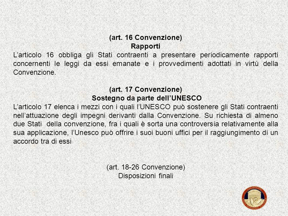 (Art. 15 ) Accordi particolari Larticolo 15 concede agli Stati contraenti la possibilità (senza tuttavia obbligarli) di concludere tra di loro accordi