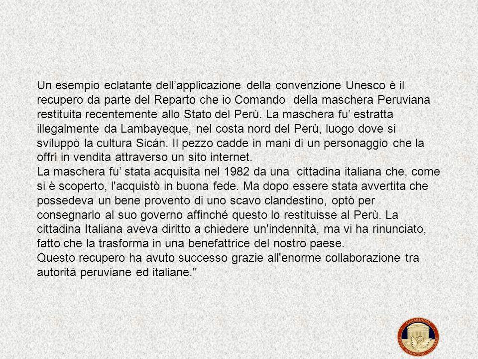 (art. 16 Convenzione) Rapporti Larticolo 16 obbliga gli Stati contraenti a presentare periodicamente rapporti concernenti le leggi da essi emanate e i