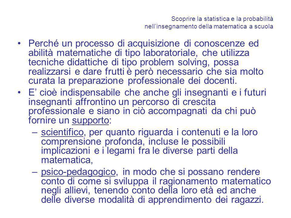 Matematica 2001 è oggetto di una pubblicazione del Ministero.