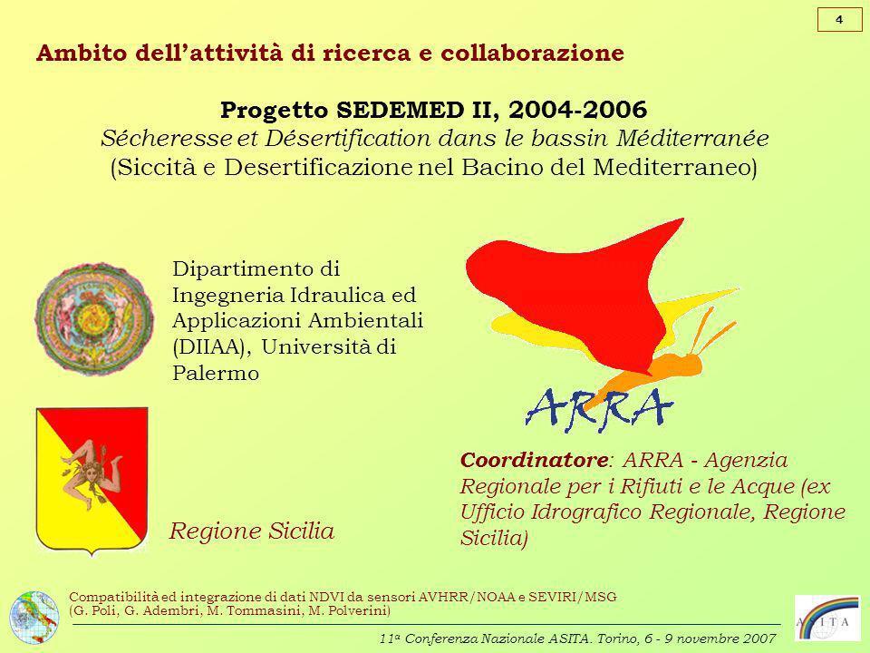 11 a Conferenza Nazionale ASITA.