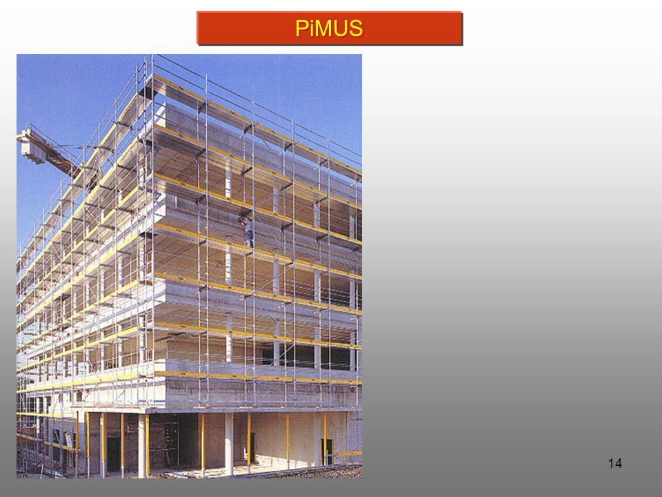 14 PiMUS