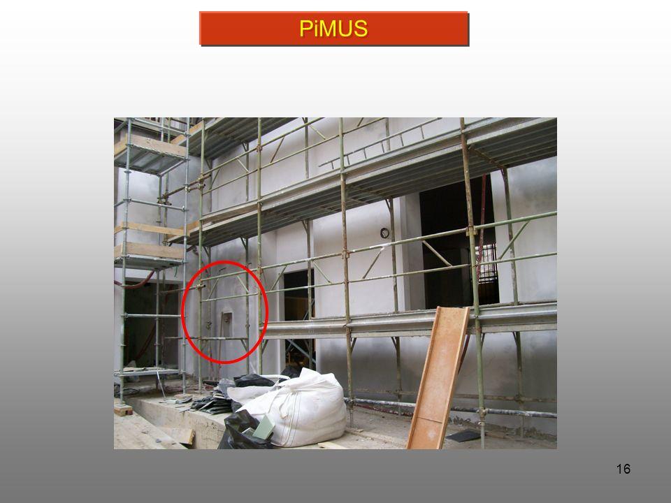 16 PiMUS
