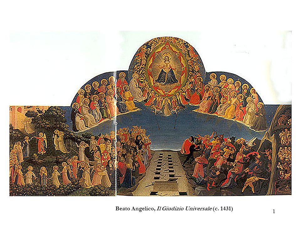 1 Beato Angelico, Il Giudizio Universale (c. 1431)