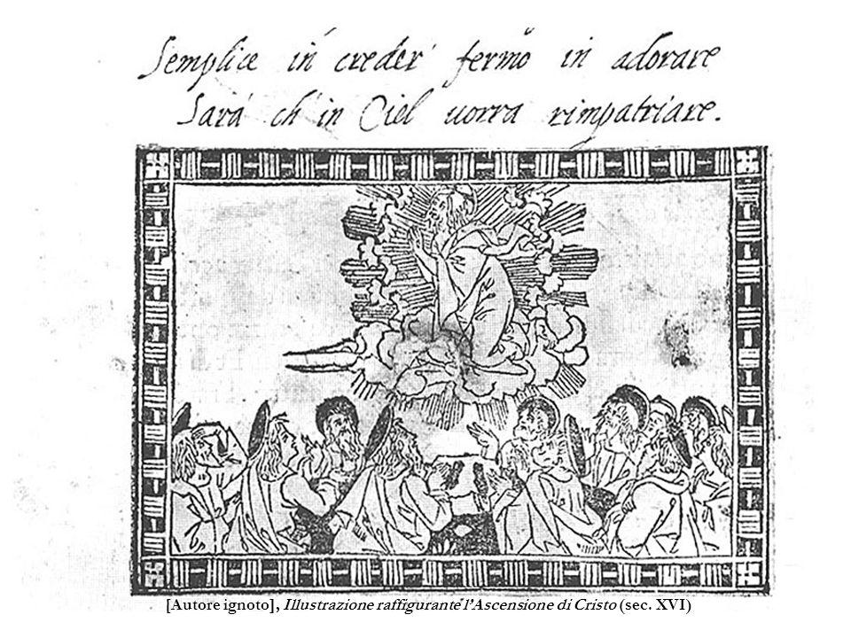 10 [Autore ignoto], Glorificazione di Santa Margherita (sec. XVI)