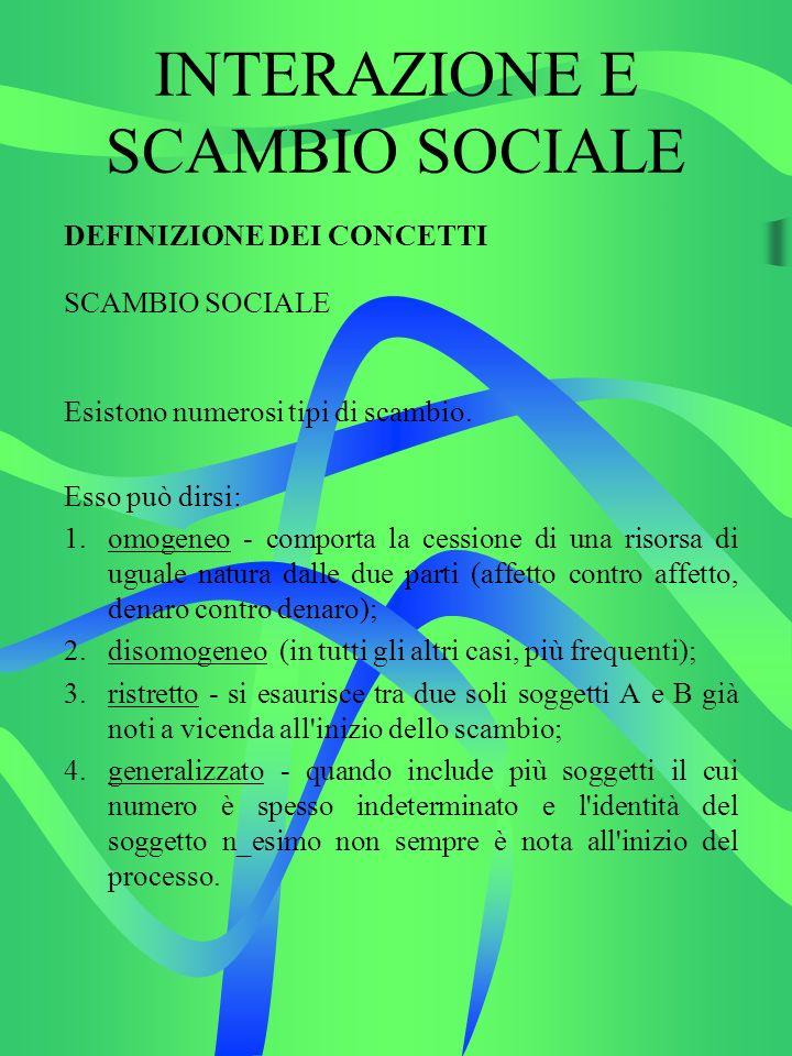 Alcune definizioni sociologiche Comportamento : ogni sorta di azione e/o reazione umana consapevole/inconsapevole.