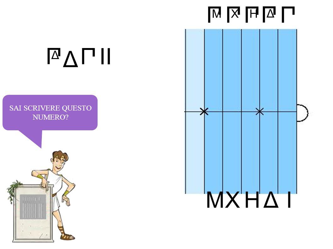 П Δ П H П X IHXΔM П M П SAI SCRIVERE QUESTO NUMERO П Δ П Δ II