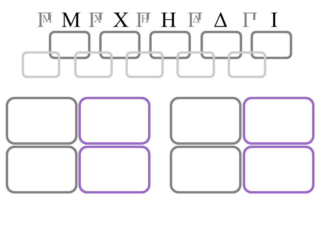MIHXПП Δ П H П X П M Δ