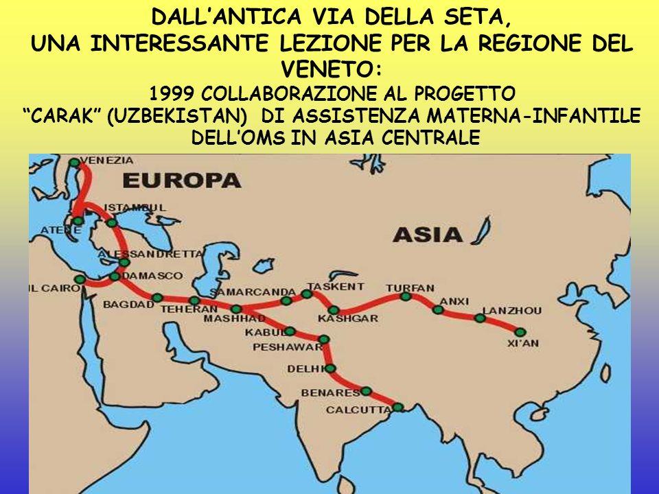2005: Scuola di Specialità di Pediatria Università di Padova Anno accademico 2005/2006 Insegnamento universitario sullallattamento al seno.