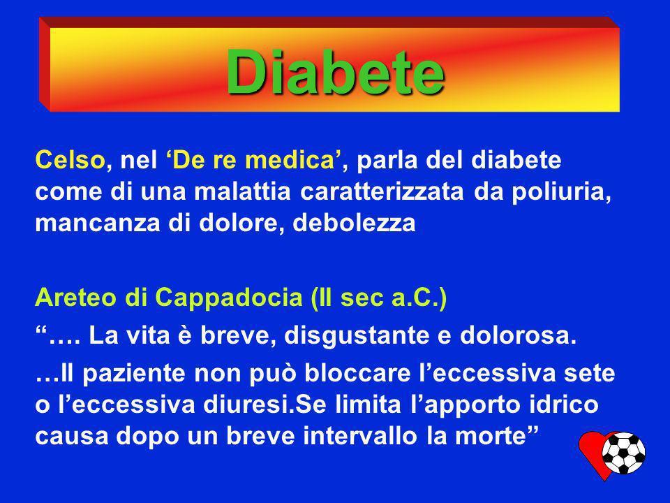 Diabete Classificazione Diabete primario Diabete primario Diabete secondario Diabete secondario A malattie pancreatiche A malattie pancreatiche A malattie endocrine (acromegalia,ipertiroidismo, A malattie endocrine (acromegalia,ipertiroidismo, ipercortisolismo esogeno o endogeno..) ipercortisolismo esogeno o endogeno..) A farmaci A farmaci Ad anomalie dei recettori insulinici Ad anomalie dei recettori insulinici In malattie geneticamente determinate In malattie geneticamente determinate Gestazionale GestazionaleGH