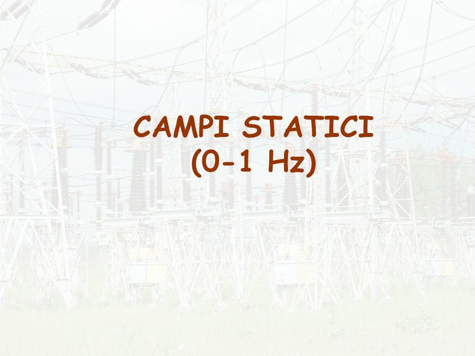CAMPI STATICI (0-1 Hz)
