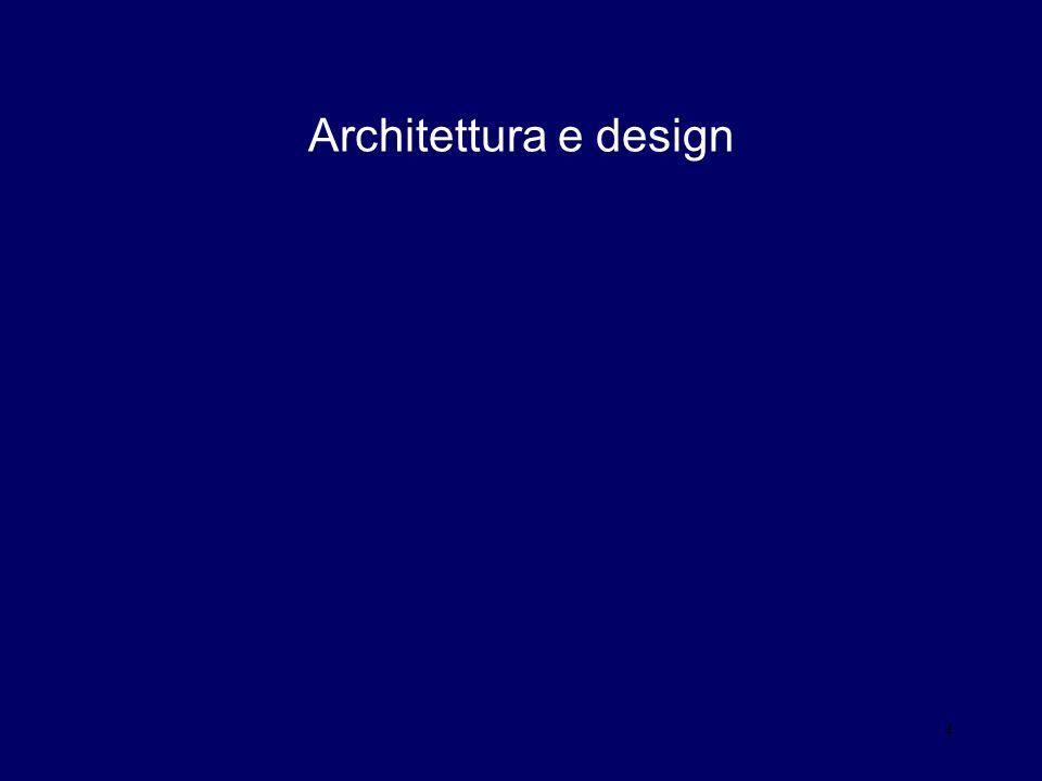 4 Architettura e design