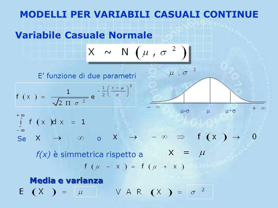 Sia X una vc normale con media 16000 e scarto quadratico medio pari a 2000. Calcolare la probabilità che X sia compreso tra 15000 e 18000. Allora: all