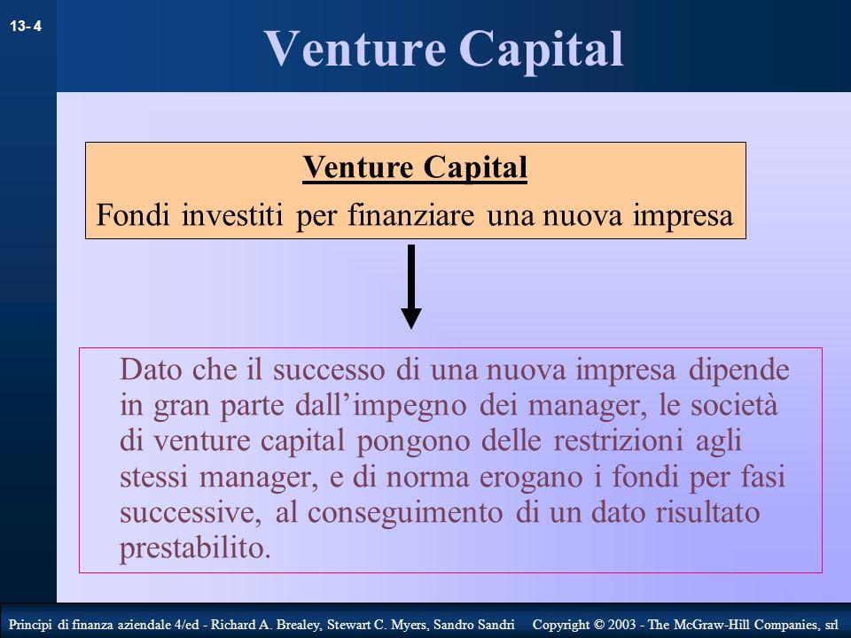 13- 5 Principi di finanza aziendale 4/ed - Richard A.