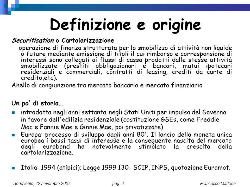 Benevento, 22 novembre 2007 pag.