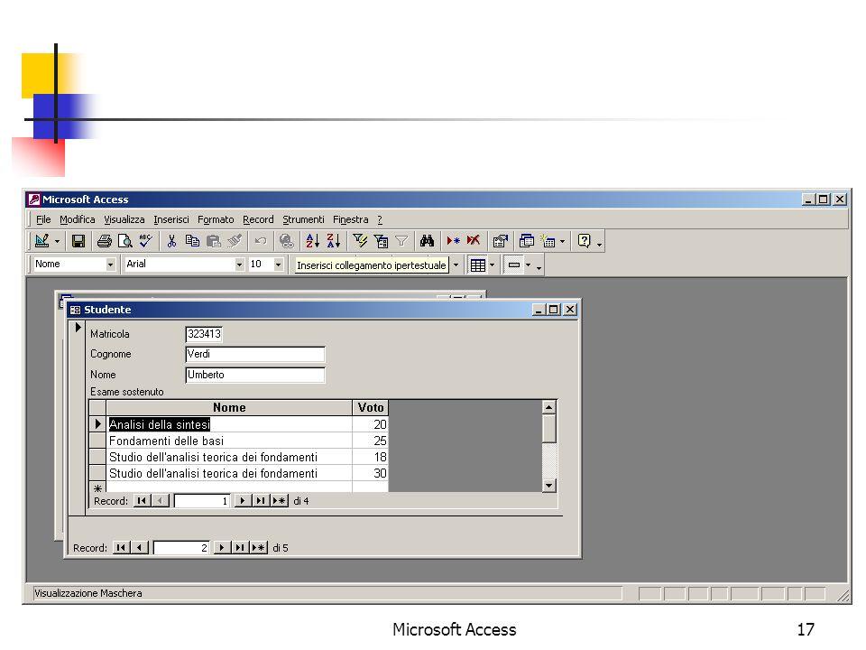 Microsoft Access17