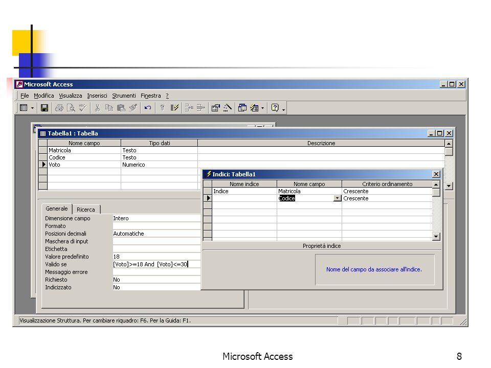 Microsoft Access8