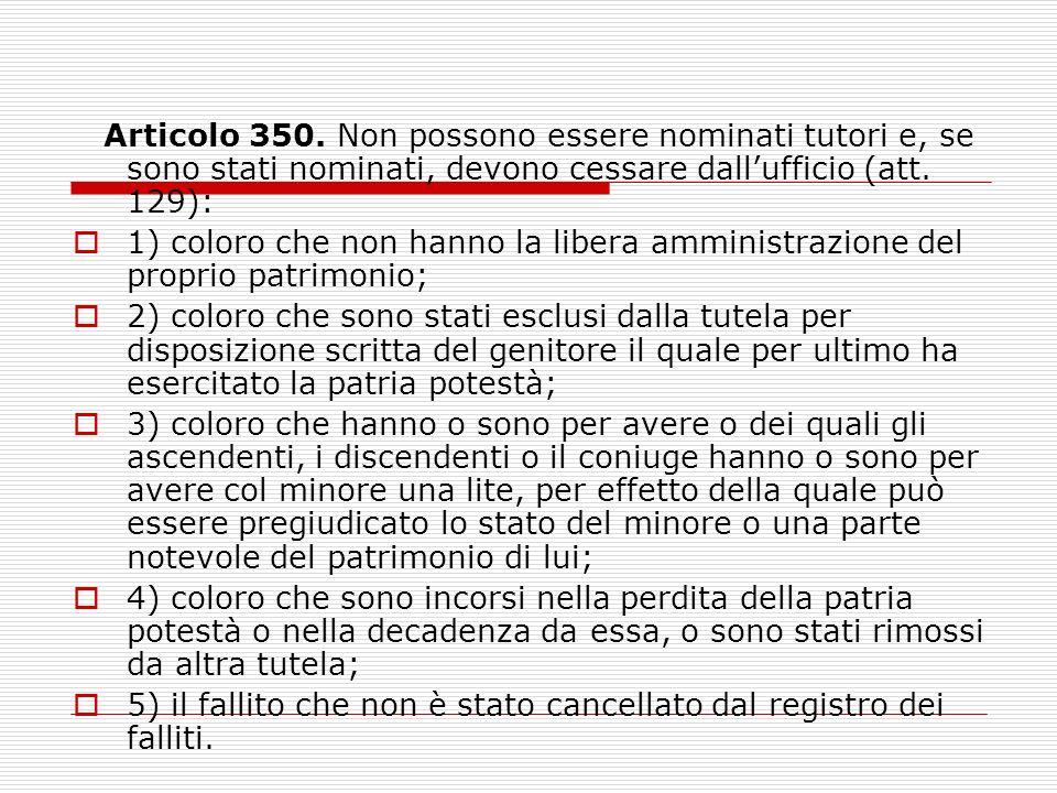 Articolo 350.