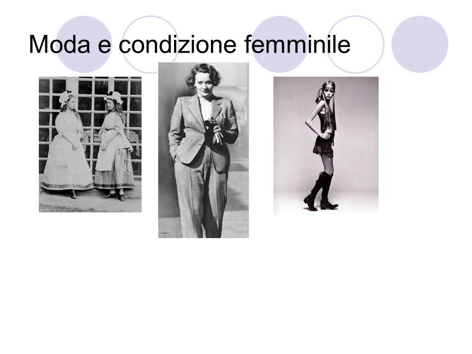 Moda e condizione femminile