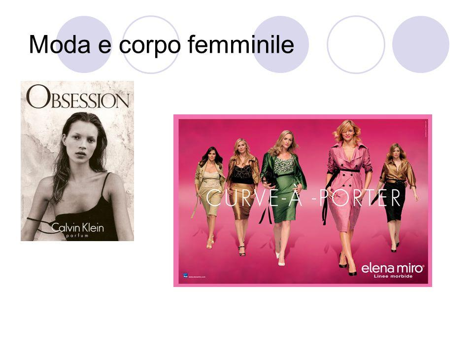 Moda e corpo femminile