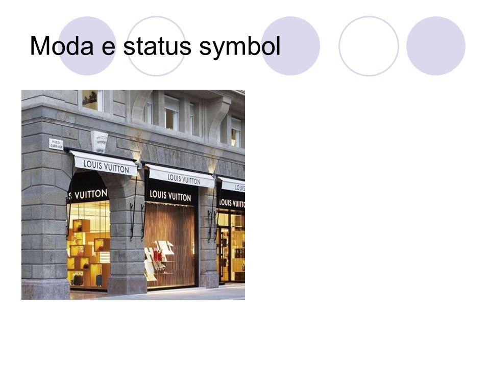 Moda e status symbol