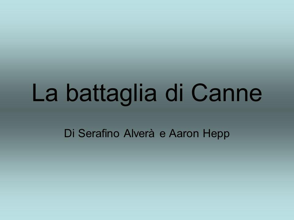 La battaglia di Canne Di Serafino Alverà e Aaron Hepp