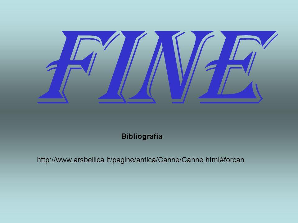 FINE http://www.arsbellica.it/pagine/antica/Canne/Canne.html#forcan Bibliografia