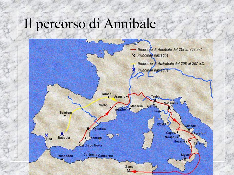 @ Migliardi 2007 Il percorso di Annibale
