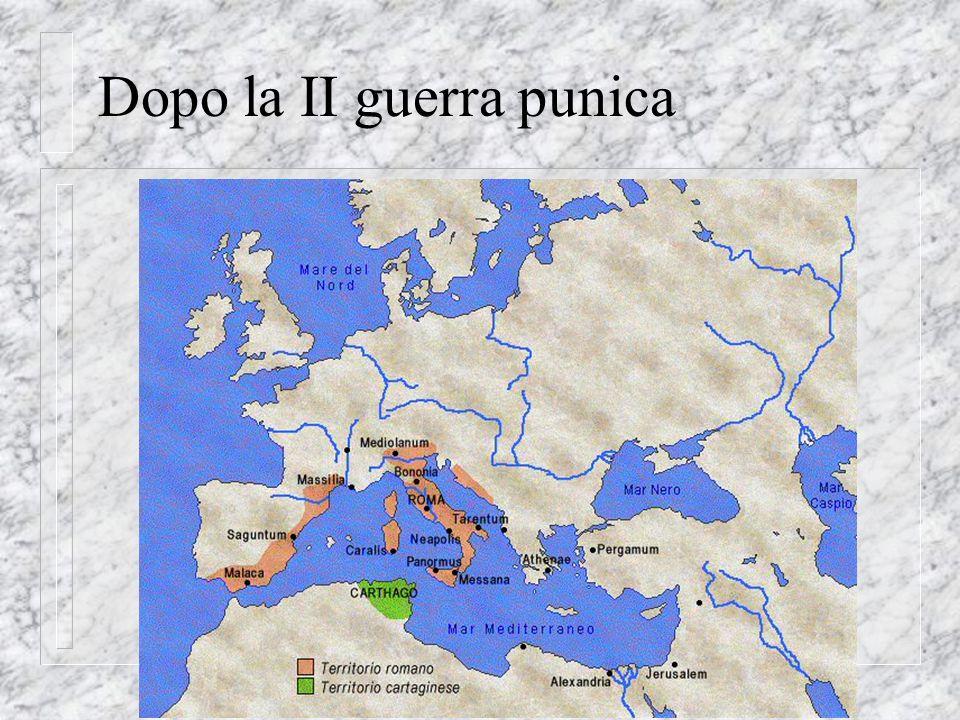 @ Migliardi 2007 Dopo la II guerra punica