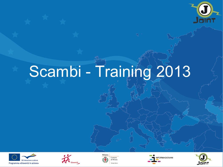 Scambi - Training 2013