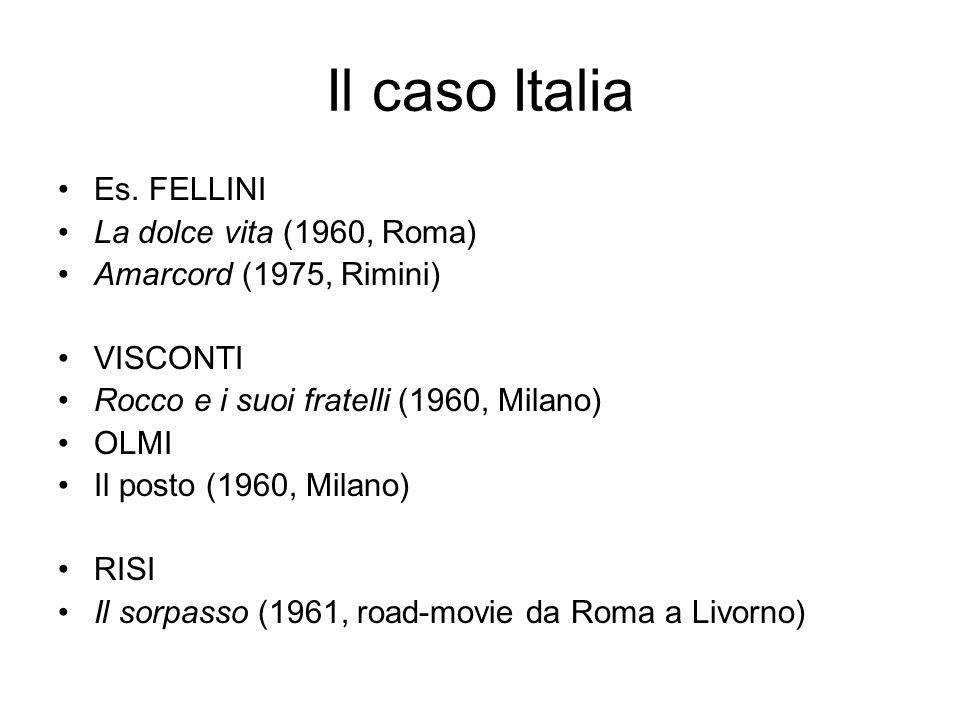 Il caso Italia Es.