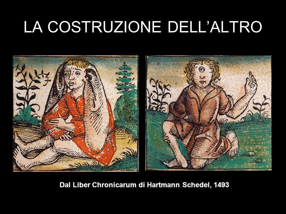 LA COSTRUZIONE DELLALTRO Dal Liber Chronicarum di Hartmann Schedel, 1493