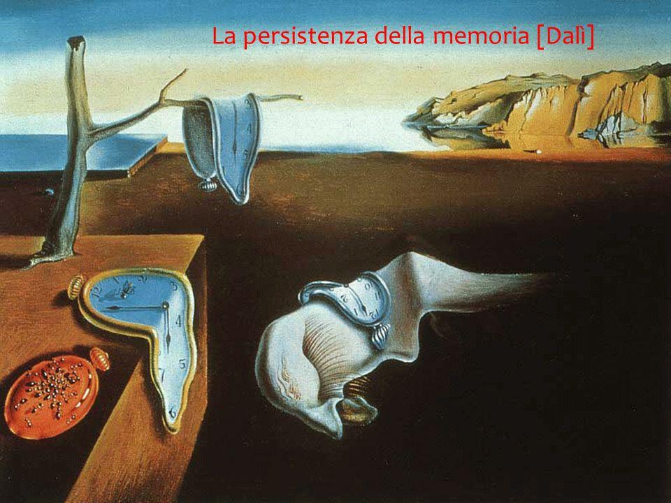 La persistenza della memoria [Dalì]