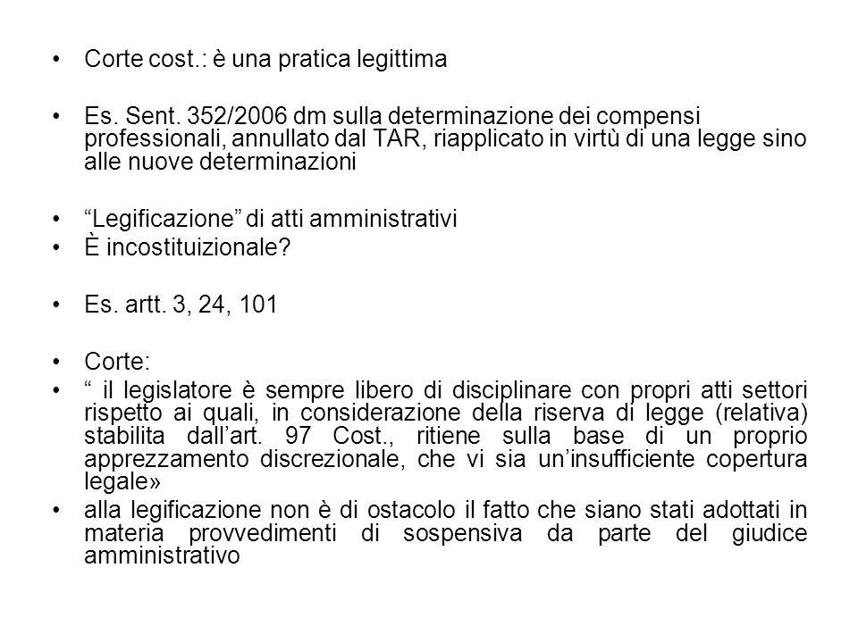 Legge ordinaria Iniziativa: generalmente prevale lesecutivo Ma anche Parlamento – iniziativa popolare – ecc.