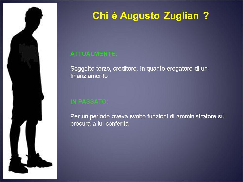 Chi è Augusto Zuglian .