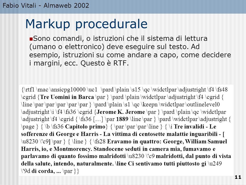 Fabio Vitali - Almaweb 2002 11 {\rtf1 \mac \ansicpg10000 \uc1 \pard \plain \s15 \qc \widctlpar \adjustright \f4 \fs48 \cgrid {Tre Uomini in Barca \par
