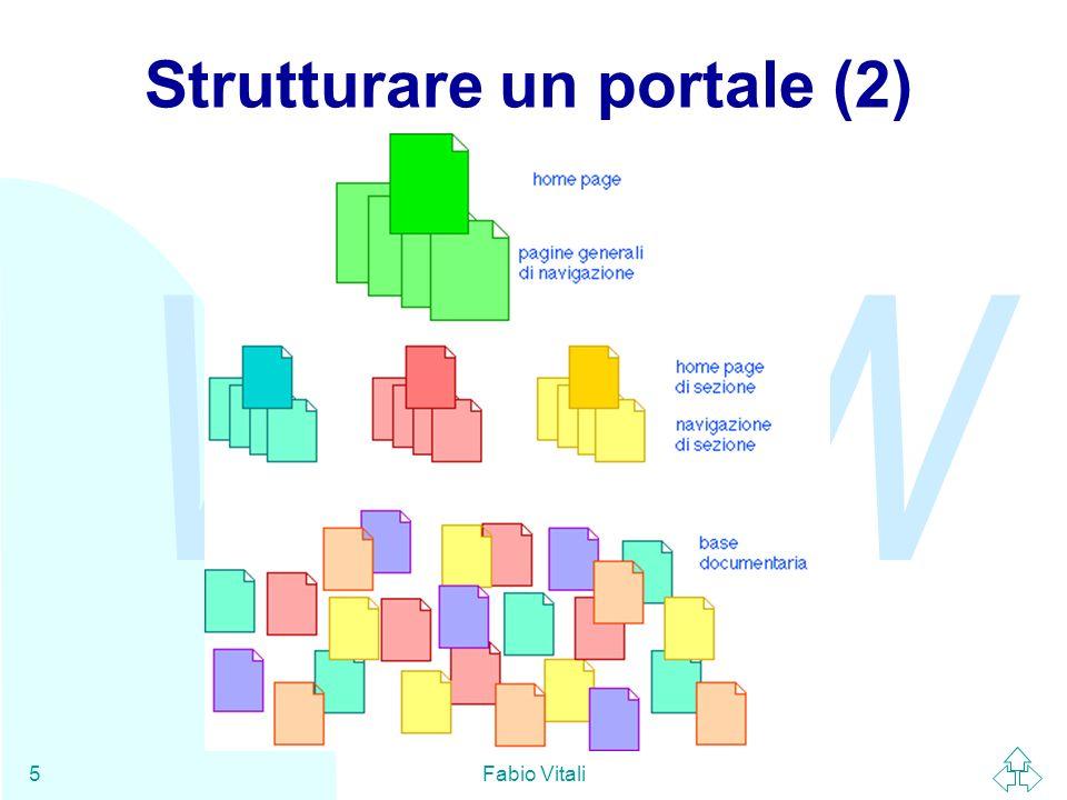 WWW Fabio Vitali16 Note sulla facoltatività M5 è facoltativo di corso: se il numero di persone che realizzano i sistemi è sufficiente, verrà attivato in TUTTE LE DITTE il modulo 5.