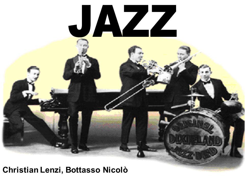 LO SWING Si è sviluppato a New York e a Kansas City Nello swing ha molta importanza la sezione ritmica (batteria, contrabbasso, pianoforte) che deve creare una base solida per le improvvisazioni dei solisti.