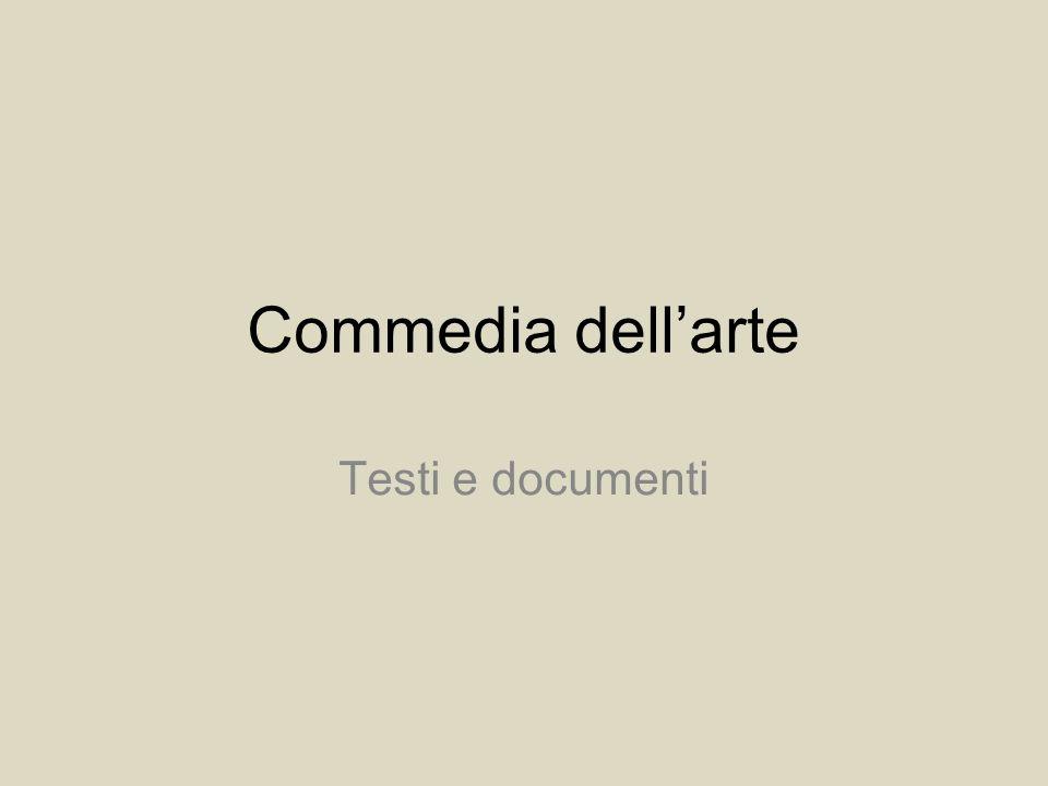 Il Comico e il Forestiero [doc. 4] Flaminio Scala, Primo Prologo al Finto marito, 1618